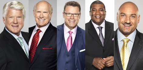 Fox Football Announcers