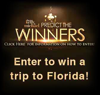 Predict the winners contest!