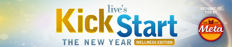 Live's KickStart The New Year Fitness Edition