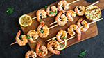 Ted Reader's Steak-Wrapped Shrimpsicles