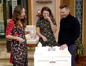 "Live with Kelly and Ryan Baby-Proofing Ideas"" width="