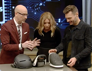 "Live with Kelly and Ryan Latest Tech Gadgets"" width="